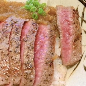 ろこん で和牛ステーキ丼!豪華な平日ランチ♪富山市上大久保の新しいお店は景色も最高!