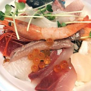 黒崎屋のまかない海鮮丼で平日ランチ 富山市寺島のおしゃれスーパー