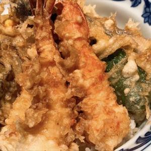 天ぷら専門店 新宿つな八で平日ランチin富山大和~お得な特別天丼&定食