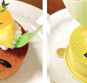 パティスリーデリース (Delice)の春色ケーキ♪富山市城川原