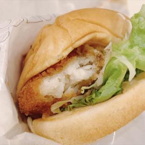 期間限定モスバーガー真鯛カツ・海老カツ赤のオマールソース&白のタルタル食べてみた
