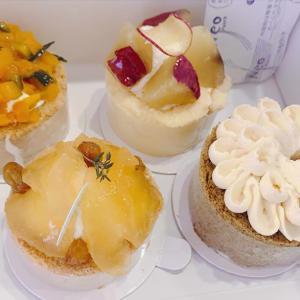 ル・パティシェジュン秋味のロールケーキ りんご・さつまいも・かぼちゃ