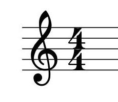小節と拍子記号