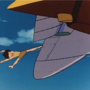 未来少年コナンに見る昭和の男らしさ