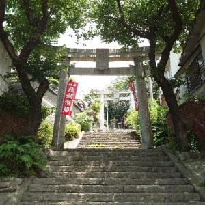 【出店のお知らせ】昨日の朔日詣りと明日は飯塚へ