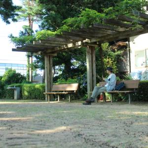 森口公園 @長野県松本市