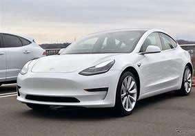 Tesla に乗せてもらったよ
