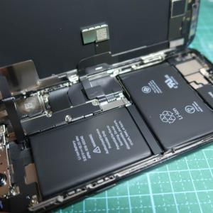 壊れてしまったiPhone Xのリアカメラを安く直す。