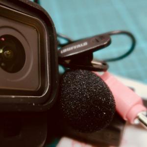 GoPro Hero8 音声入力問題は、ファームウェアv1.60でも解決されず