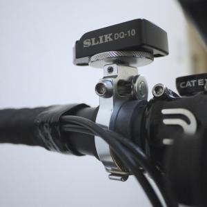 車載動画のノイズ対策は、防振シートで簡単解決。(ロードバイク編)