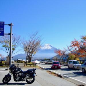 また行きたい絶景の「富士山感動ツーリング」