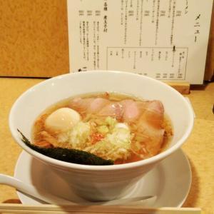 今日のランチ(一麺天に通ず)