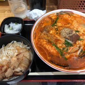 土沢インターから7分、行列必至の名店ラーメン貴族の名物カルビラーメンを食べてきた