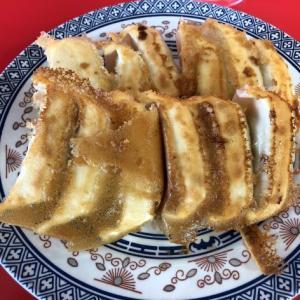 正嗣の餃子鹿沼店に久々の訪問 パリパリの皮が堪らない宇都宮餃子に、締めはデザートの水餃子