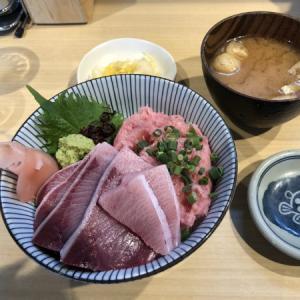 宇都宮中央郵便局すぐ近く、中央卸売市場内食堂の支店「角常食堂」へ初訪問 冬の味覚、寒ブリとねぎとろの海鮮丼を食べつくす