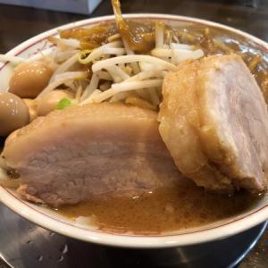 栃木市の二郎系ラーメン新店「麺屋櫻弐」が1日限定でカレーチーズを無料トッピング! 迫力満点!超が付くほどぶ厚い豚が魅力のラーメンを食べてきた