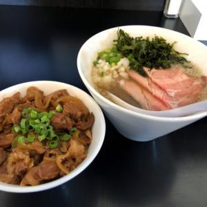 宇都宮御幸町、奥州街道沿いにある「粗炊中華そば のじじ」 数量限定、鯛と煮干しが香る粗炊ラーメン