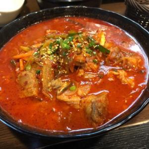 宇都宮鶴田町、韓国風家庭料理の店「かしわだいにんぐ」 辛さ最大級!大辛カルビラーメンを食べてきた
