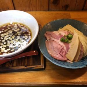 宇都宮徳次郎「麺栞みかさ」 鯵で出しを取った「鯵干物と煮干しつけめん」を食べてきた