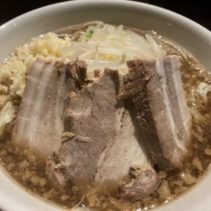 宇都宮元今泉町「豚珍」 トロトロワシっとしたチャーシューが美味しいG系ラーメンを食べてきた
