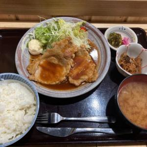 栃木市「かまど食堂」 かまどで炊いたご飯が魅力のお店で生姜焼き定食を食べてきた