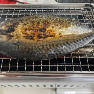 家でも魚を旨く焼く、炉端焼きをやりたい
