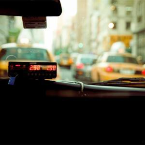 タクシーで売上をUPするには・・・
