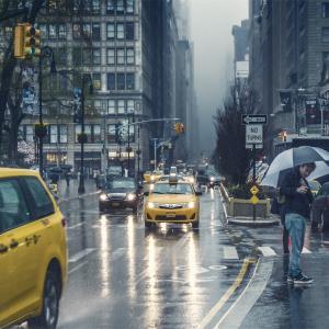低単価の連鎖でイマイチ雨の恩恵に預かれなかった:2021年6月04日(金)大阪昼勤タクシー営業