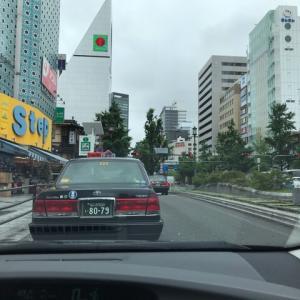 【大阪昼勤タクシー営業】今日も基本に忠実にコツコツと:2020.6.19 金曜日