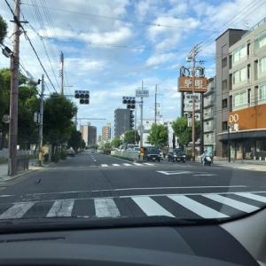 【大阪昼勤タクシー営業】絶好調な前半から一転後半でコテンパンに玉砕されとっとと帰った:2020.6.22 月曜日
