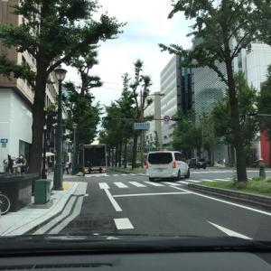 【大阪昼勤タクシー営業】今日も魔の70分をやらかし心が折れそうになったが最後の最後に・・・:2020.6.25 木曜日