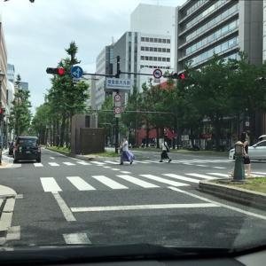 【大阪昼勤タクシー営業】コンスタントにお客さんを乗せることは出来たけど引き運が・・・:2020.6.26 金曜日