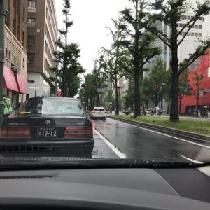 【大阪昼勤タクシー営業】本当にいろいろあり過ぎて早々に切り上げた:2020.6.30 火曜日