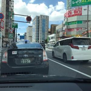 【大阪昼勤タクシー営業】ちょっとした事で大きくリズムが狂うのがこの仕事のオモロイところ:2020.7.2 木曜日