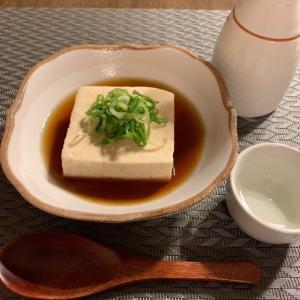 【独酌ブログ】湯豆腐と熱燗でサイコーにシアワセ:だしの作り方も簡単コスパ最高で大勝利!!