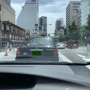 必死のパッチに大阪市内を走り回ってとにかく疲れた:2021年6月07日(月)大阪昼勤タクシー営業