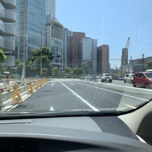 緊急事態宣言明けの営業はムダを排除して動いたつもりやけど・・・まだまだアカン:6月21日(月)大阪昼勤タクシー営業