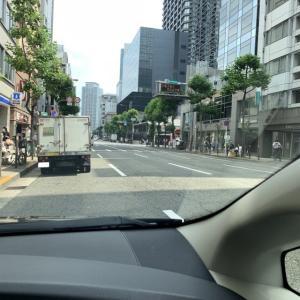 夕方以降に苦戦してタイムアップ:6月25日(金)大阪昼勤タクシー営業