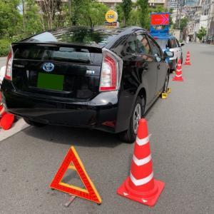 土曜日よりは人が少ないものの引き運に恵まれた1日:6月27日(日)大阪昼勤タクシー営業