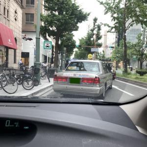 今日も結局12時間乗務してしまった・・・:7月5日(月)大阪昼勤タクシー営業