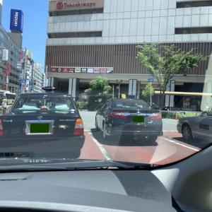 今日は配車アプリの恩恵を受けて素直に感謝:7月19日(月)大阪昼勤タクシー営業