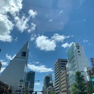 タクシー多過ぎ!何かとやりにくい一日やった:7月22日(木)大阪昼勤タクシー営業