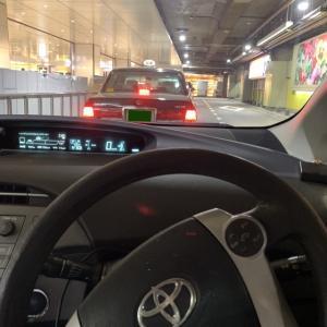 引き運に恵まれ最後はウ◯コも引っ込むロング便で締め括った:7月30日(金)大阪昼勤タクシー営業