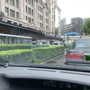 最後にミラクルを引き当てて幸先のいいスタートとなった:9月16日(木)大阪昼勤タクシー営業