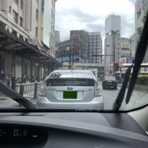 後ろが決まってる営業はやりにくいなぁ・・・:9月17日(金)大阪昼勤タクシー営業