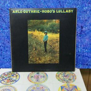 私的名盤(LP)Arlo Guthrie / Hobo's Lullaby