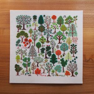 carolyn manning designs「Daily Walk in the Woods」8