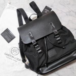 《PR》北欧デザインのオシャレなバックパック♡ガストンルーガ