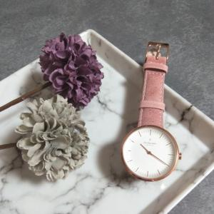 《PR》Nordgreen ピンクの腕時計にキュンです♡