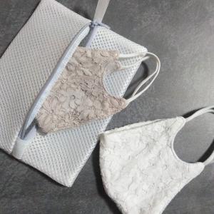 ★セリア★布マスクの洗濯は洗濯機にお任せしよう♪
